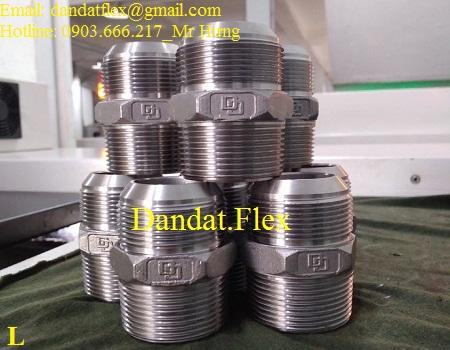Kép inox 304 - Đầu nối Ống mềm inox - Ống nối mềm