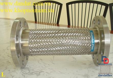 Khớp nối inox 304 model: FL-100