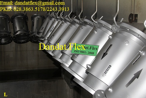 Khớp nối mềm cho các hệ thống bơm công nghiệp