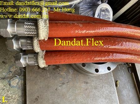 Khớp nối mềm dùng cho nhà máy thép