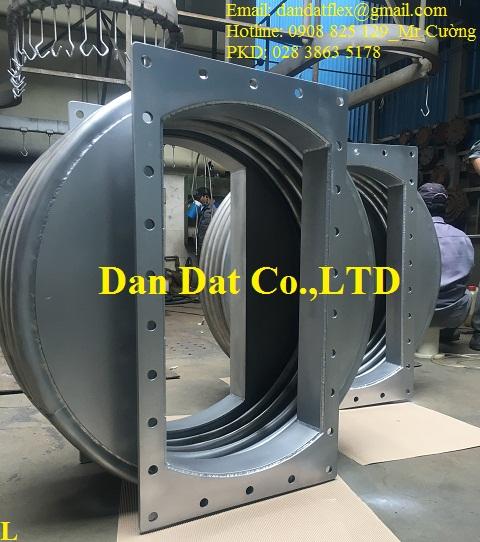 Ống chịu nhiệt đàn hồi DN620 x 0.5m