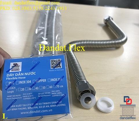 Ống dẫn nước inox - Ống cấp nước mềm inox