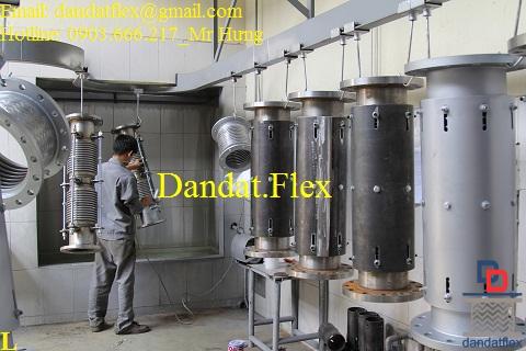 Ống giãn nở nhiệt - ong gian no nhiet inox (bọc áo/bọc pasty)