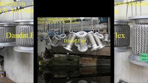 Ống nối mềm inox (có nhận gia công theo mẫu)