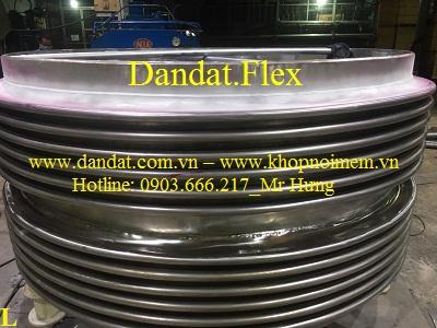 Thiết bị máy bơm công nghiệp: Ống mềm inox cho trạm bơm, khớp nối mềm, khớp giãn nở nhiệt, ống co giãn chịu nhiệt