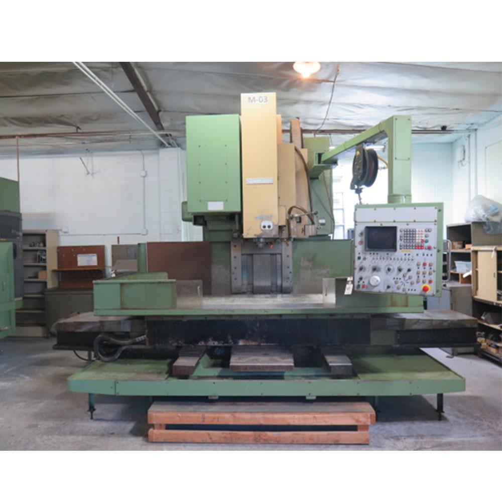 Máy phay cơ khi CNC