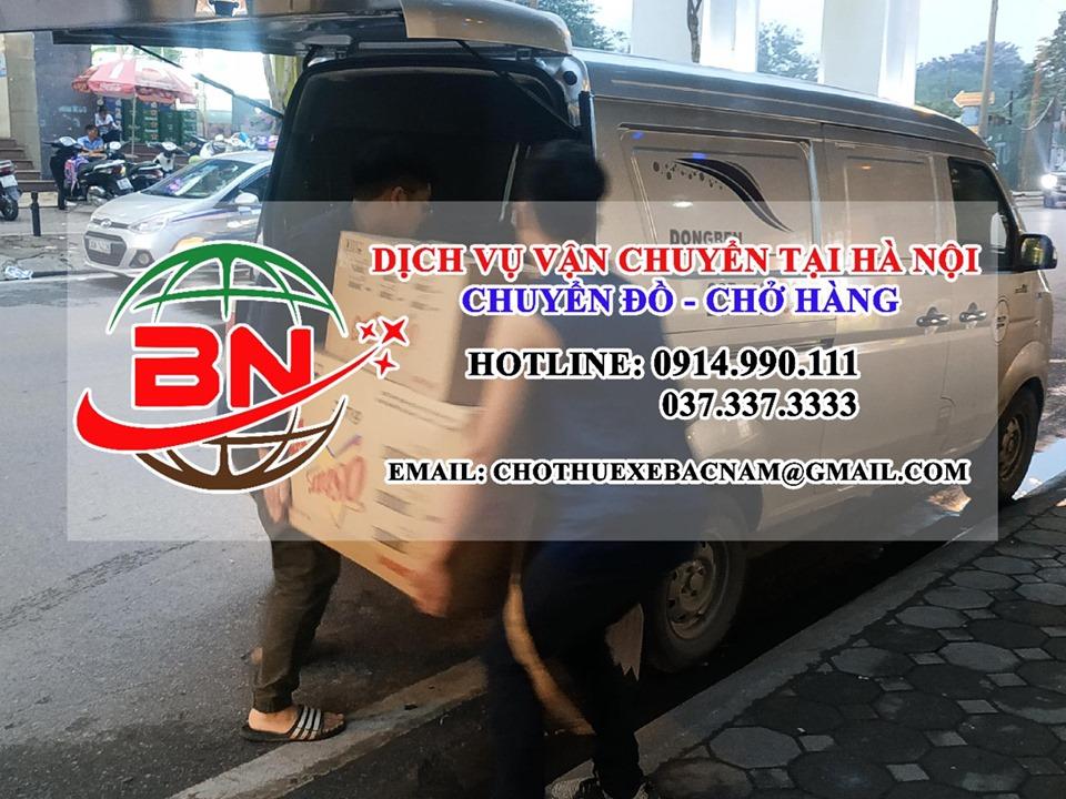 Xe tải van Ba Đình