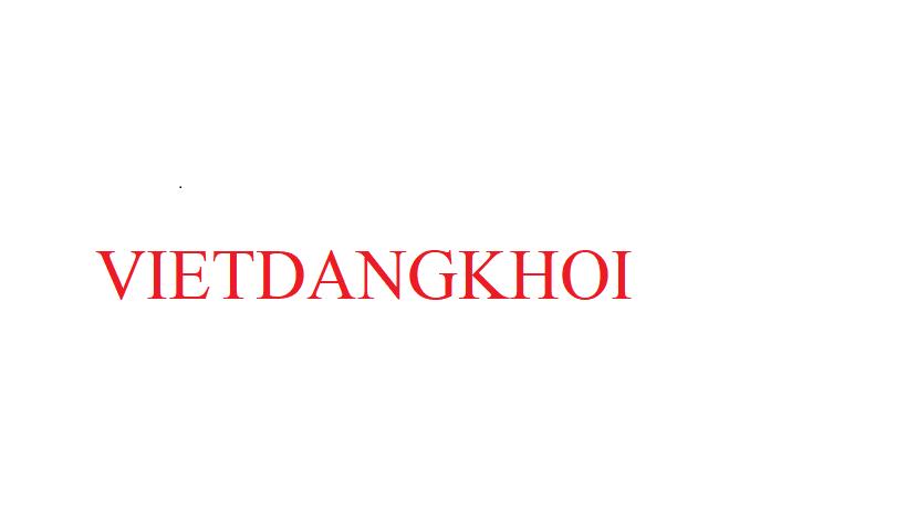 Công ty Tnhh Xây Dựng Việt Đăng Khôi