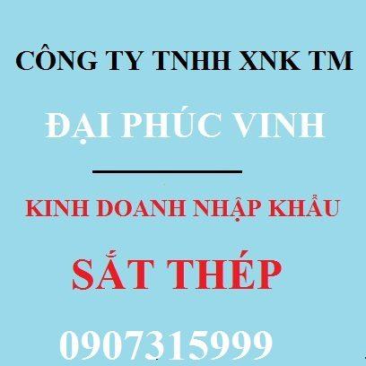 CÔNG TY TNHH XNK TM ĐẠI PHÚC VINH