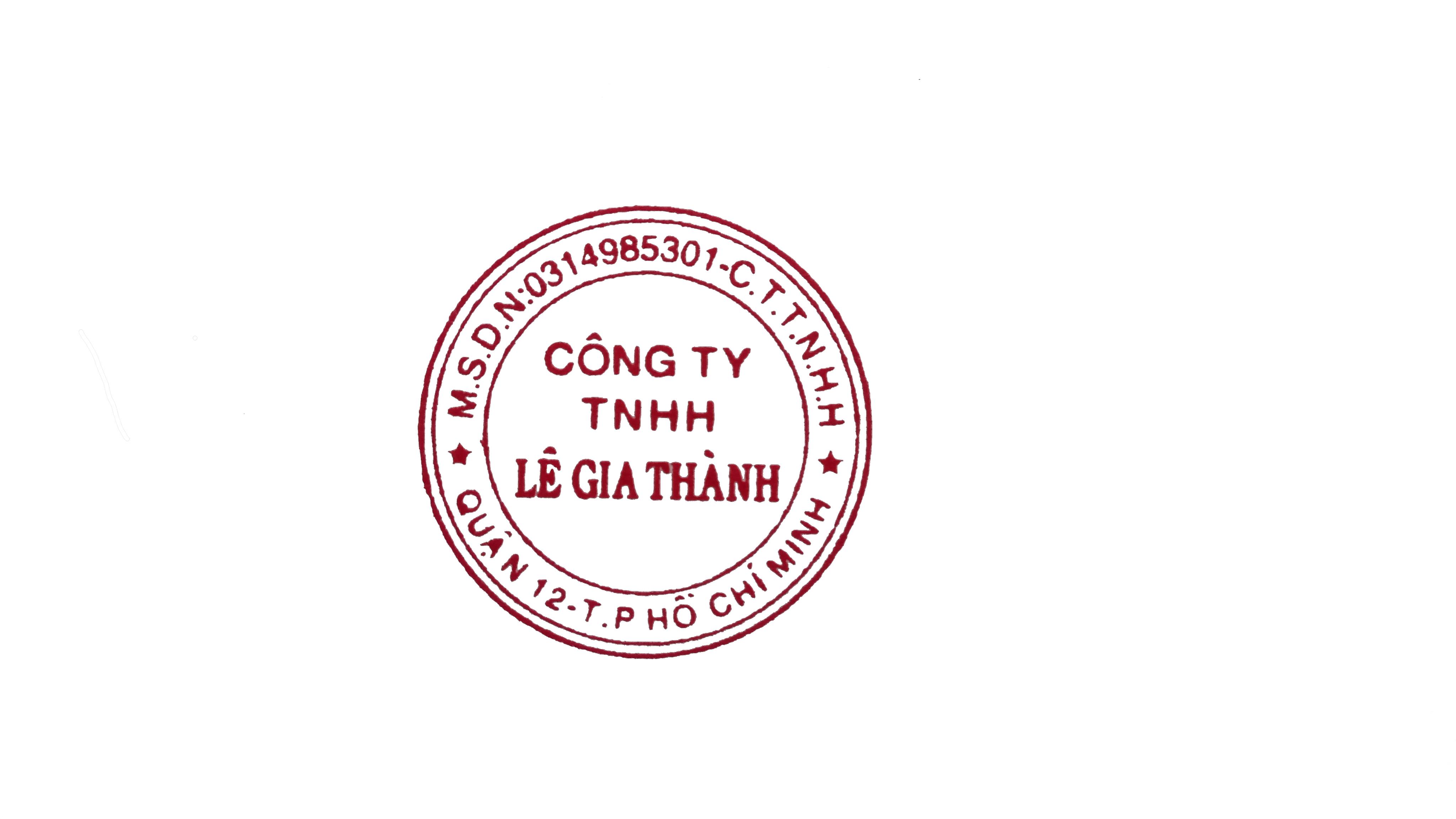 Công ty Lê Gia Thành