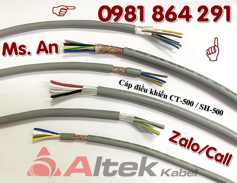 Công ty TNHH Altek Kabel VN